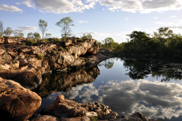 Charnley River Mirror