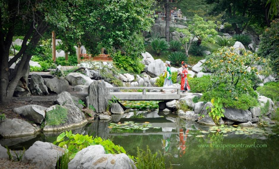 Chinese-gardens