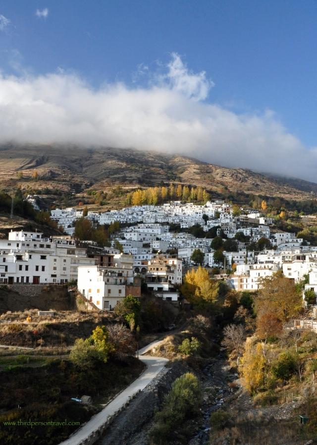 Trevelez, Los Alpujarras, Spain